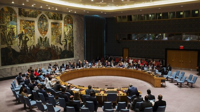 Telegraph: Резолюция по Сирии - редкое проявление единства в Совбезе ООН