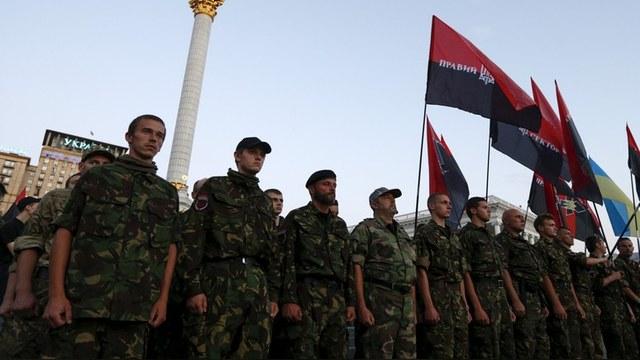 NI: «Правый сектор» представляет опасность для интересов США на Украине