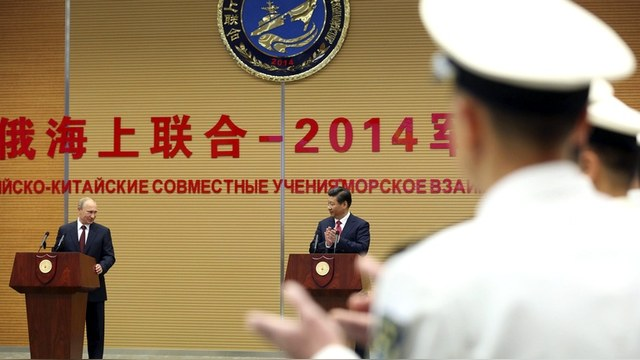 Duowei News: Россия и Китай готовятся к войне в Азии