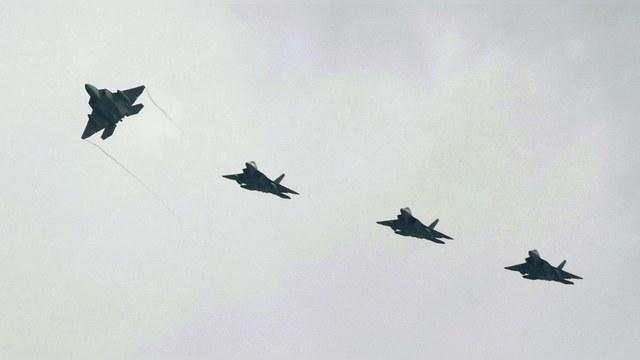 WP: Американские истребители защитят европейское небо от «русской угрозы»