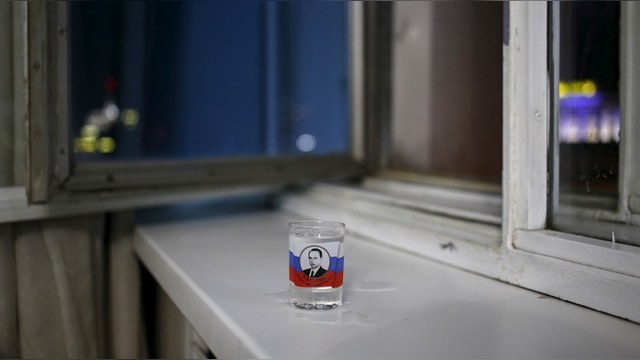 Times: Алкоголь и пессимизм сократят население России вдвое