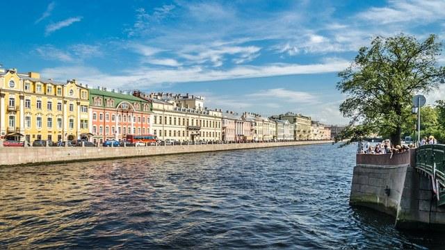 Business Insider: Санкт-Петербургу присудили туристический «Оскар» — ИноТВ