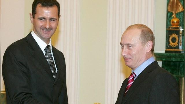 Guardian: Путин кормит Запад иллюзиями о пользе «головореза Асада» — ИноТВ