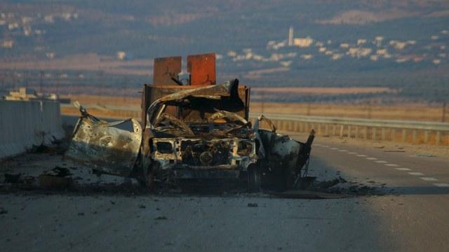 Global Research поймал Запад на лжи о российских войсках в Сирии — ИноТВ