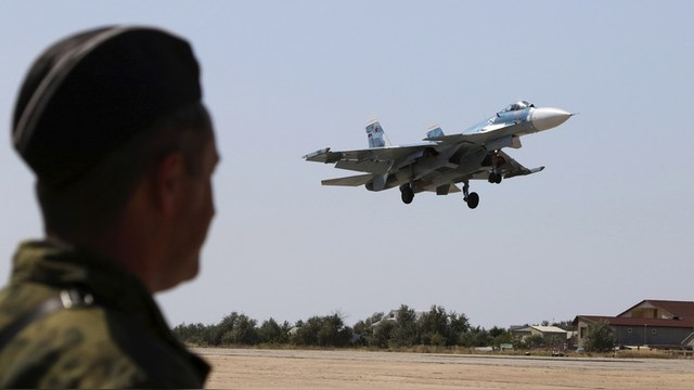 Financial Times: Россия направит 2 тысячи солдат на новую авиабазу в Сирии