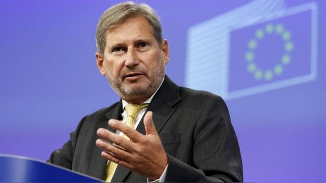 Еврокомиссар: ЕС – не банкомат для кандидатов на вступление