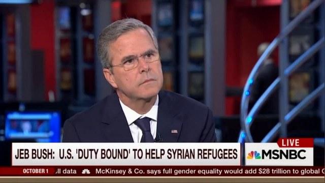 Джеб Буш: США пора прервать «победный танец» Путина — ИноТВ