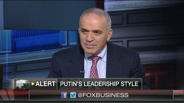 Каспаров: Как и любой диктатор, Путин наглеет из-за слабости Запада — ИноТВ