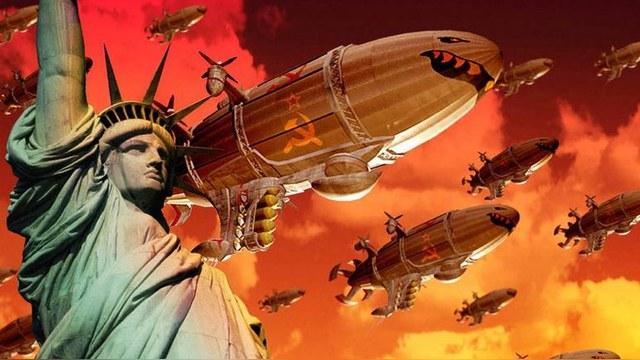 Американский профессор: Хватит пугать себя «экзистенциальной угрозой» русских