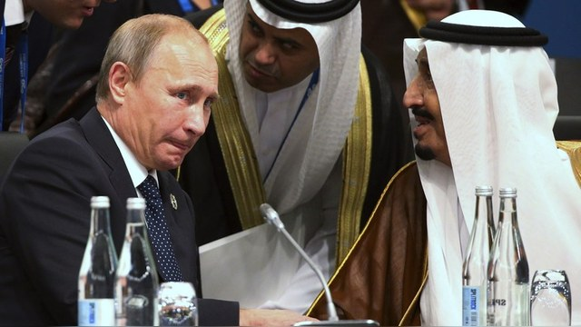 Arutz 7: Саудовский король ищет альянса с Россией — ИноТВ