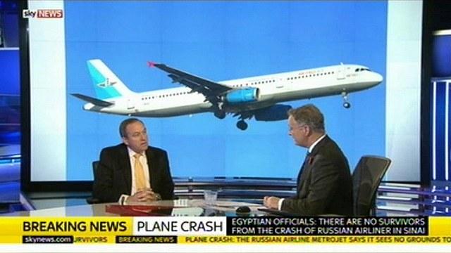 Эксперт: Россию могут оттеснить от расследования крушения Airbus A321 — ИноТВ