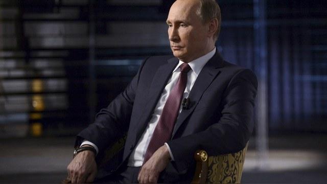 Forbes: Путин – самый влиятельный человек в мире
