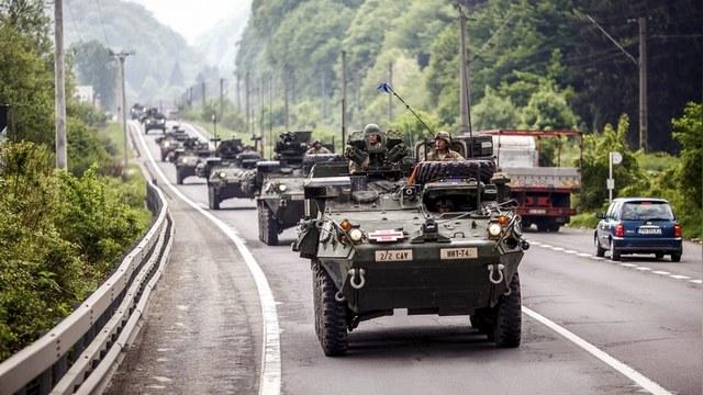 DN: Литва прикроется американской броней от «российской агрессии»