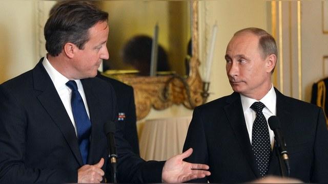 Guardian: Кэмерон попробует отговорить Путина от бомбежек в Сирии — ИноТВ