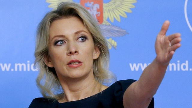 Stern: «Сексуальная бестия» Захарова отомстила Reuters за Путина
