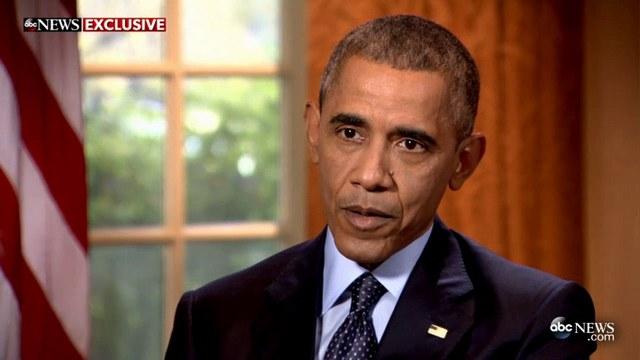 Обама: Россия уже знает, что в Сирии ей не победить