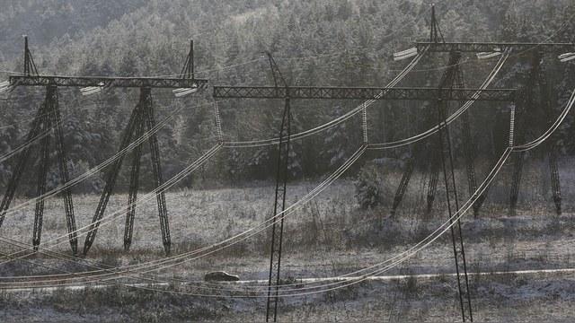 «Укрэнерго»: Крым останется без электричества, если подует ветер