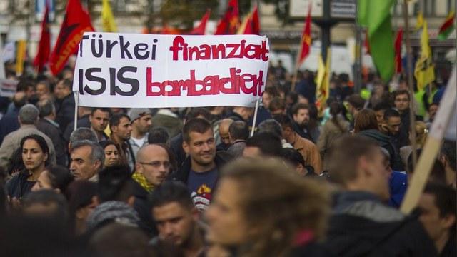 Guardian рассказал, как Турция превратилась в «пособника терроризма»