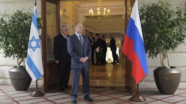 Hidabroot: На наше счастье, Путин любит евреев с детства