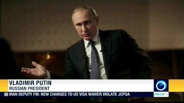 Путин призвал Европу не «брать под козырек» на все указания из-за океана