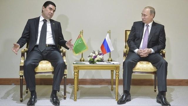 France TV: Ашхабад запустил газопровод на радость Европе, на зависть России  — ИноТВ