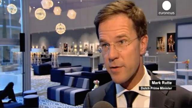 Премьер Голландии: Мы заработаем на Украине, но в ЕС ее не возьмем — ИноТВ