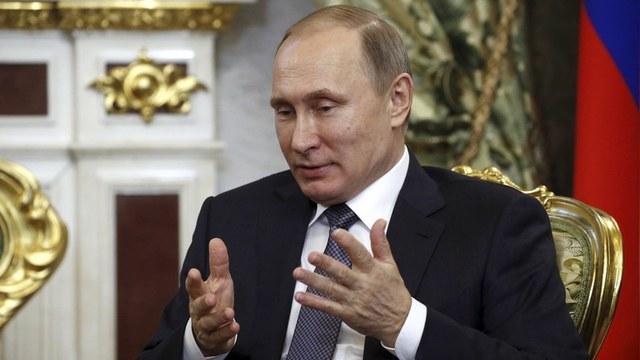 Путин: Если бы прислушались ко мне, не было бы терактов в Париже