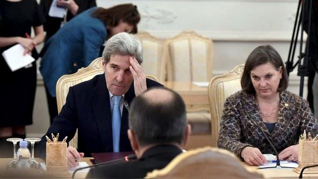 AgoraVox: Нуланд предупредила Суркова о «неминуемом нападении НАТО»