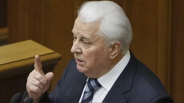 Кравчук: Украина на грани «взрыва»