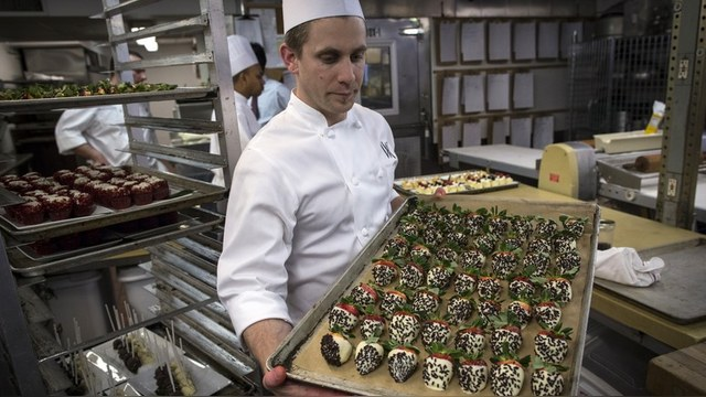 Санкции сделали Москву кулинарной столицей Европы