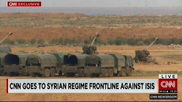 CNN пришлось признать, что Сирия не имитирует борьбу с ИГ — ИноТВ