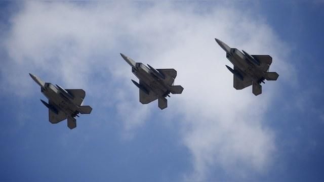 ABC News: Американцы опробовали «невидимый» F-22 в сирийском небе — ИноТВ