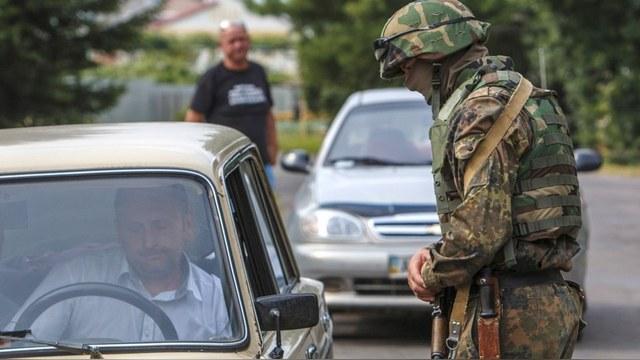 Вести: Украина бессильна перед бандами с Кавказа