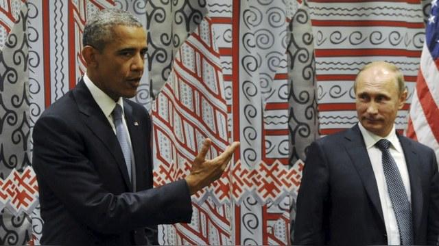 NYO: Пока США определялись с целями в Сирии, Путин уже добился своих