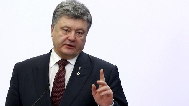 Порошенко: Москва стремится разместить в Крыму ядерное оружие