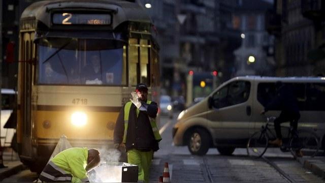 Российская балерина попала под трамвай в Милане