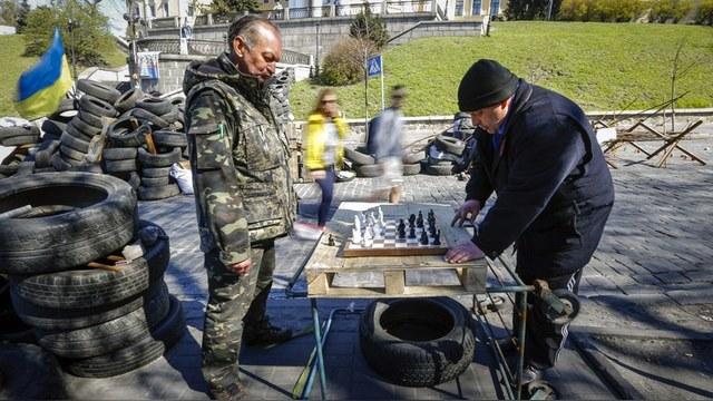 Левый берег: Украину отлучили от шахматного мира из-за долгов