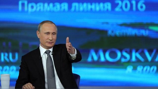 Libération: Владимир Путин правит страной по мановению волшебной палочки