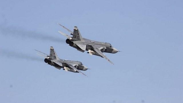 Военный эксперт: Керри не имел права угрожать сбить Су-24 в Балтийском море