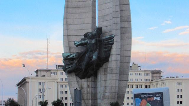 Onet: 90 процентов жителей польского города вступилось за советские памятники