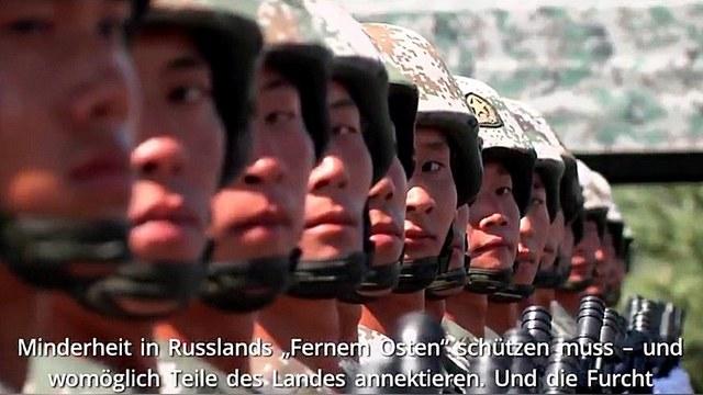Focus: Дальний Восток попал под раздачу, чтобы Китаю неповадно было — ИноТВ