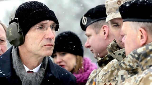 SZ: Солдатам НАТО следует «одеваться теплее и готовиться к немыслимому»