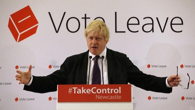 Independent: За «наезд» на ЕС экс-мэра Лондона записали в «апологеты Путина»