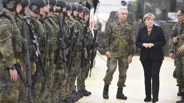 WSJ: Германия не видит в России «агрессора», вопреки политике НАТО