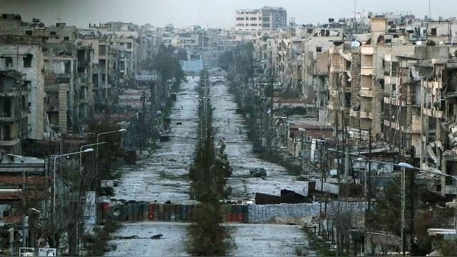 The Times: Российская авиация провела девятичасовую бомбардировку Алеппо