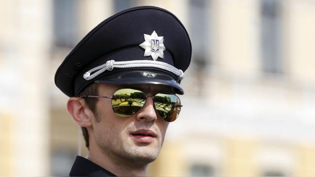 Гей полицейские