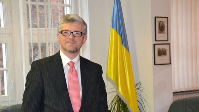 Посол Украины обвинил Берлин в вызове «злых духов»
