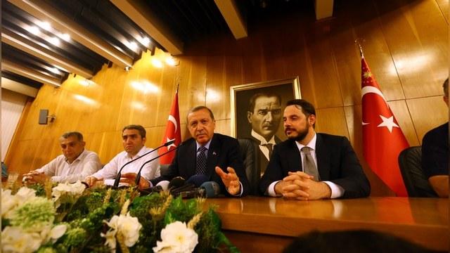 Эрдоган: руководство  обсудит соппозицией введение смертельной  казни