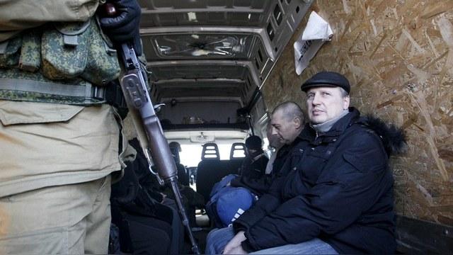 Libération: Правовая Украина не брезгует секретными тюрьмами и пытками