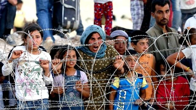 DWN: Восточная Европа снабжает Сирию оружием, а брать беженцев не хочет
